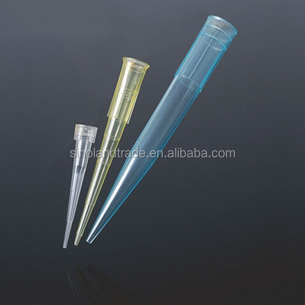 Disposable 10ul 200ul 1000ul Filter Micro Pipette Tips with FDA certificate
