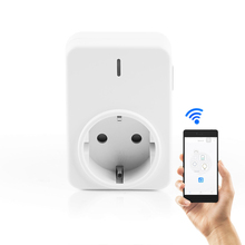 Smart <span class=keywords><strong>Stecker</strong></span> 230 v Wifi Outlet Kompatibel mit Amazon Alexa und Google Assistent