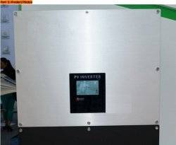 GOWE 12000W/12KW grid tie inverter, three phase with 97.5% high efficiency, easy install for photovoltaic power generation system