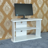 Bespoke Black Tv Stand Media Entertainment Center 42 50 60 Inch Flat Screen Television