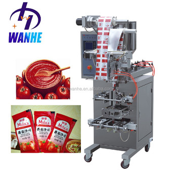 WHIII-S500 Full automatic shampoo packing machine