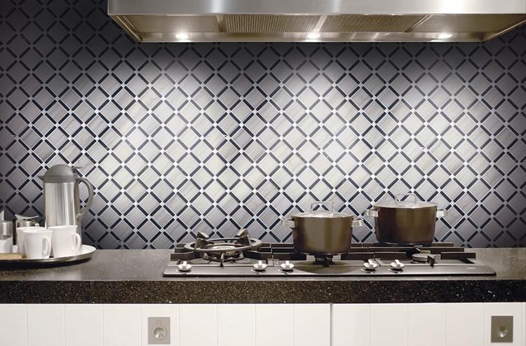 Decorstone24 Sandalwood Marble Gray Limestone Kitchen Backsplash ...