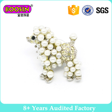 whoesale fashion jewellery sheep pin animal brooches for gift#5205