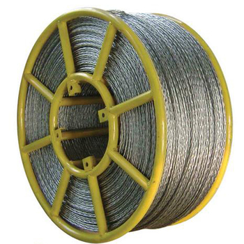 AntiTwist Rope Steel Reels Anti-twisting braided steel wire rope