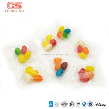 Halal Sapori di Alta Qualità Assortiti All'ingrosso Jelly Bean Candy <span class=keywords><strong>Dolci</strong></span>
