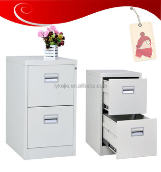 2 Drawer Steel Filing Cabinet Specifications File Storage Under Laptop Desk