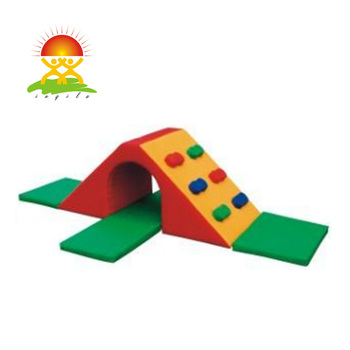 Top grade most popular safe indoor soft playground equipment