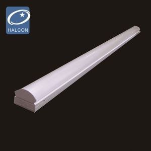 85W Simple Led Hanging Mount 120W Linear Light Fixture