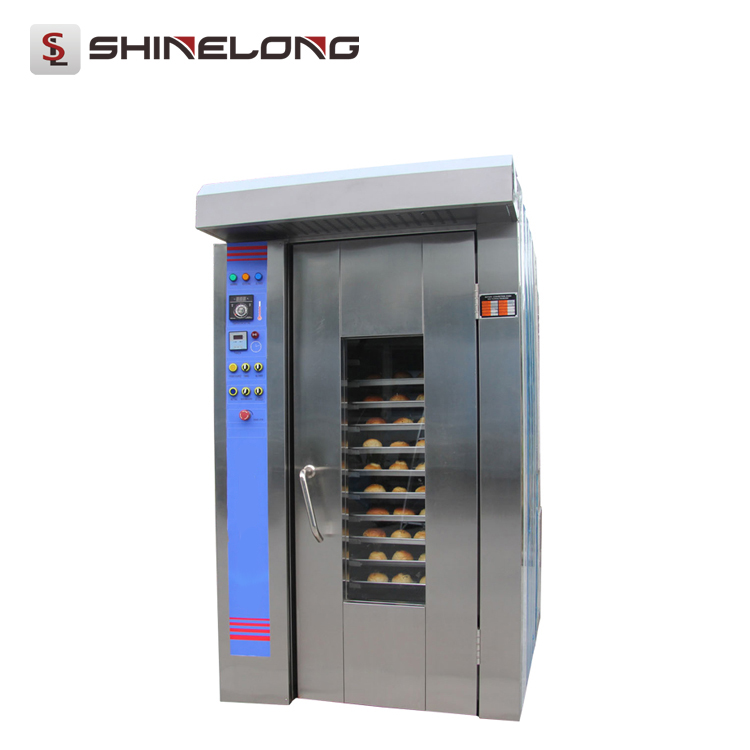 16-Tray Electric Rotary Convection Oven