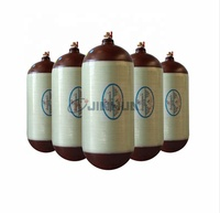 CNG2 Hoop Wrapped Composite Glassfibre Gas Cylinders,faber cng cylinder,cng tank cylinder