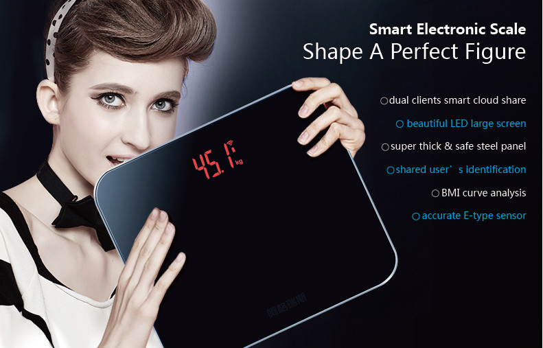 Smart Bluetooth Electronic Scale