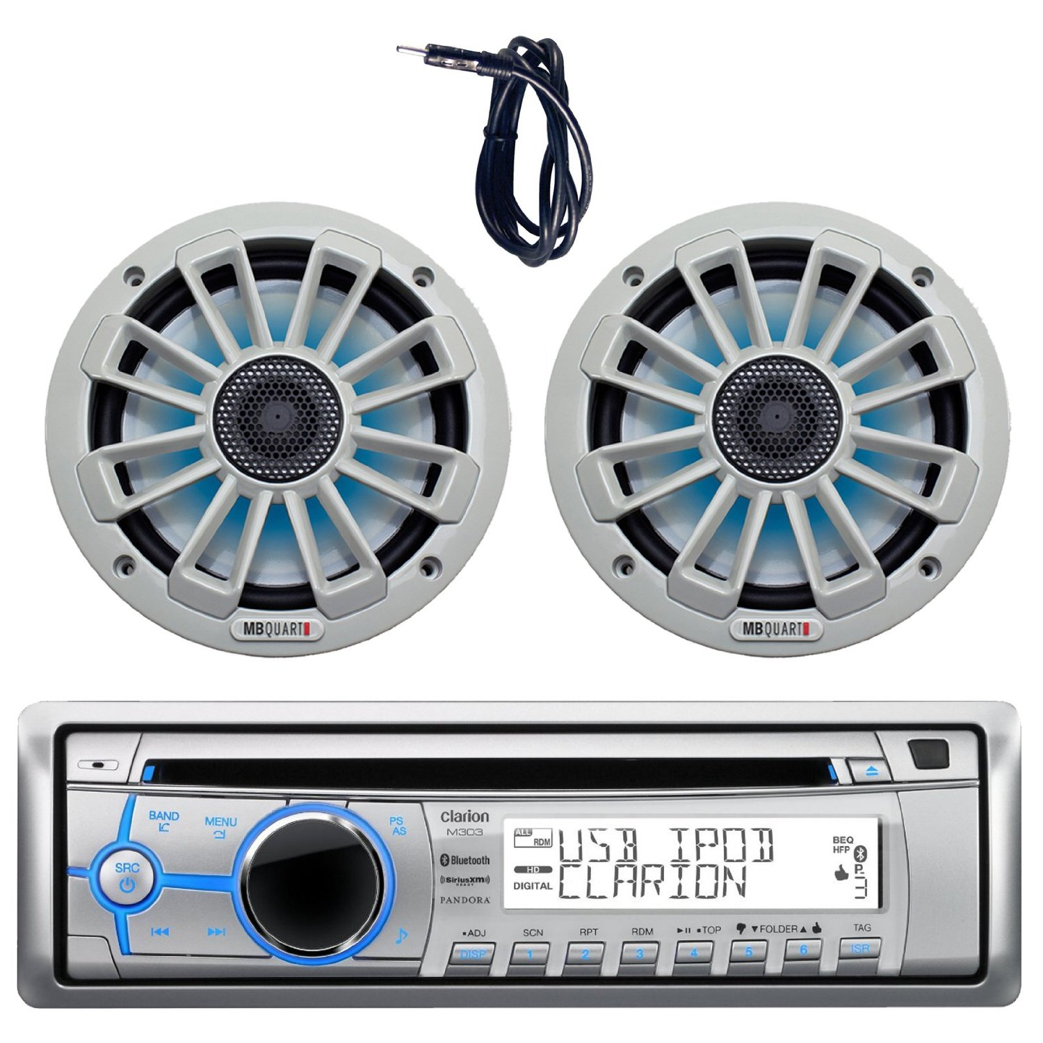 Cheap Clarion Marine Stereo Bluetooth, find Clarion Marine