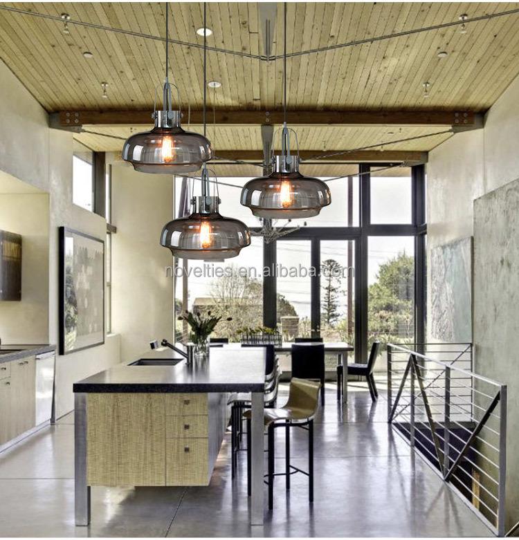 Cognac Amber Glass Pendant Light Innovative Glass Lighting