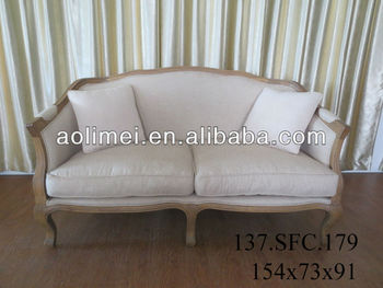 Charmant French Provincial Sofa