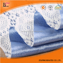 Manufacturers selling polyester african lace fabric