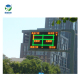 Bule color message led display