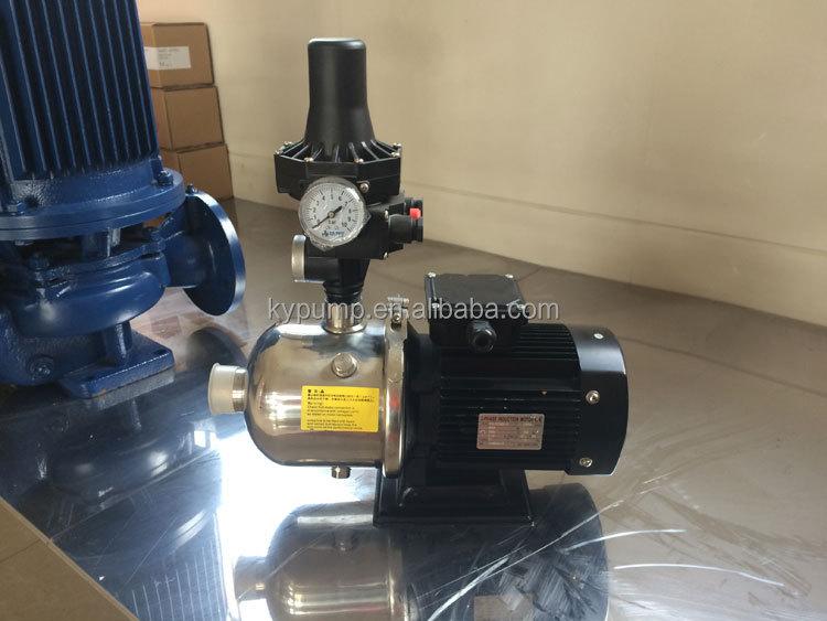 Kyf Horizontal Multistage Stainless Steel Water Pressure