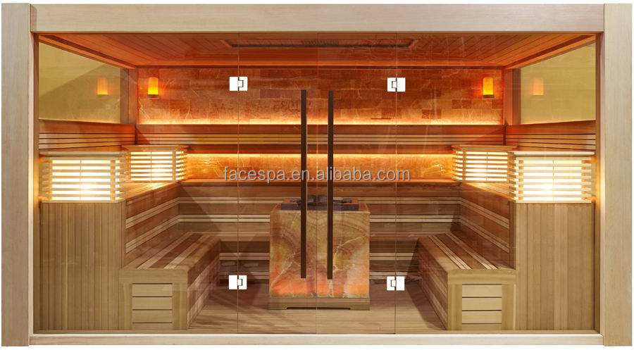 Sauna Shower Combination Traditional Dry Steam Saunas Buy Steam