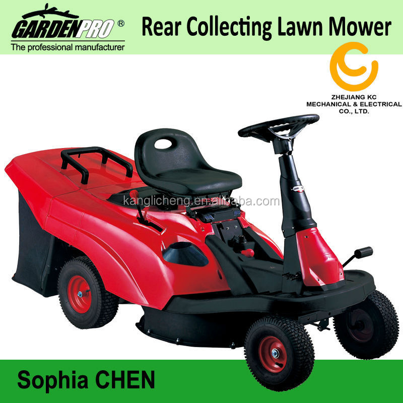 how to clean a ride on lawn mower