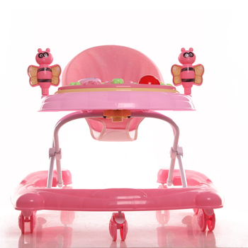 af7642cf8fa5 China Factory Rubber Wheels Baby Walker  cute Baby Walker ...