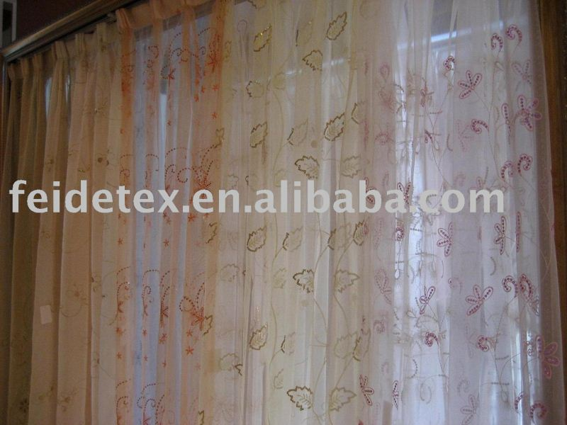 Made in China Competitive Price Readymade american style curtain
