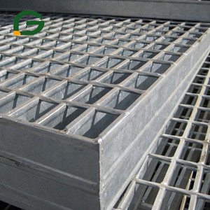 Customized steel grating 19w4 material for walkways