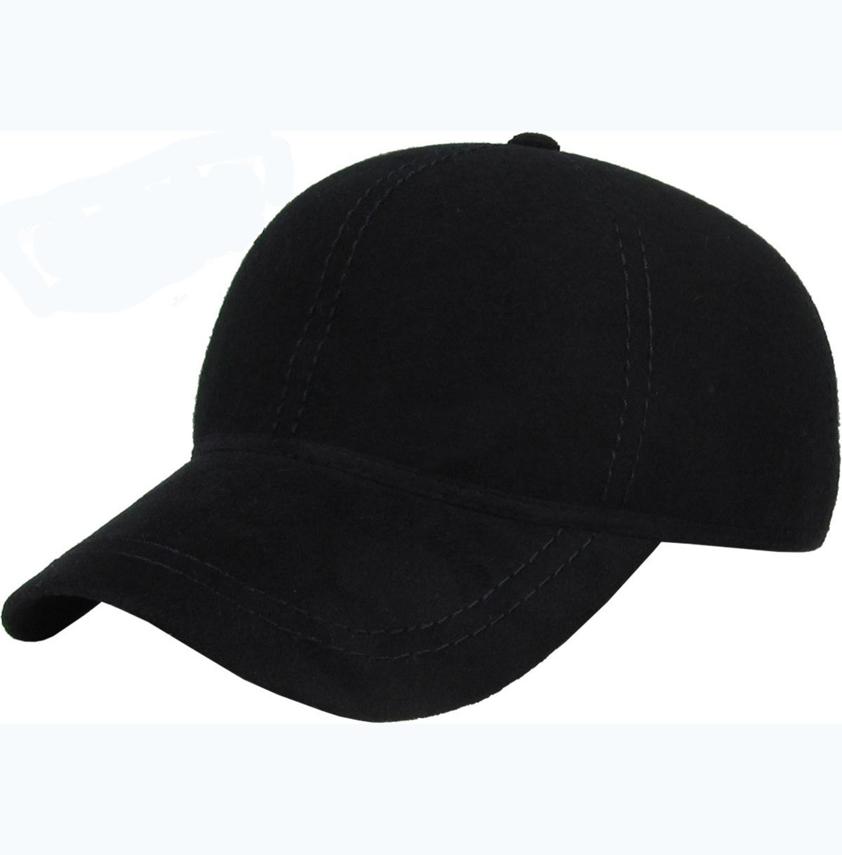 Solid Plain Wool Felt Polo Style 6 Panels Baseball Cap - Buy Solid ... d588922cb85