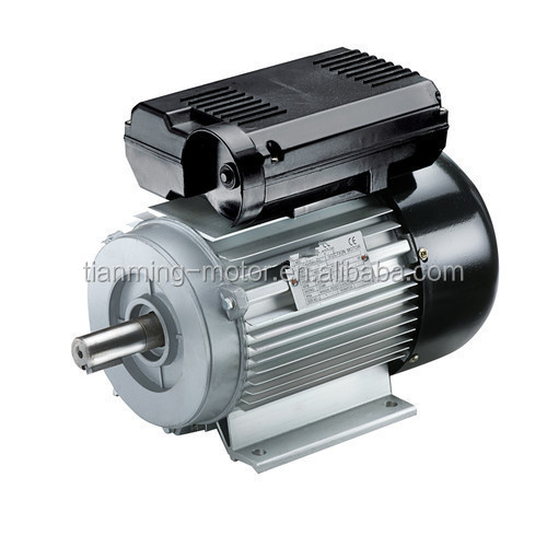 Wholesale electric motors single phase electric motors 3hp for Red wing ball bearing ac motor
