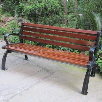Outdoor Furniture Patio Cast Iron Garden Bench