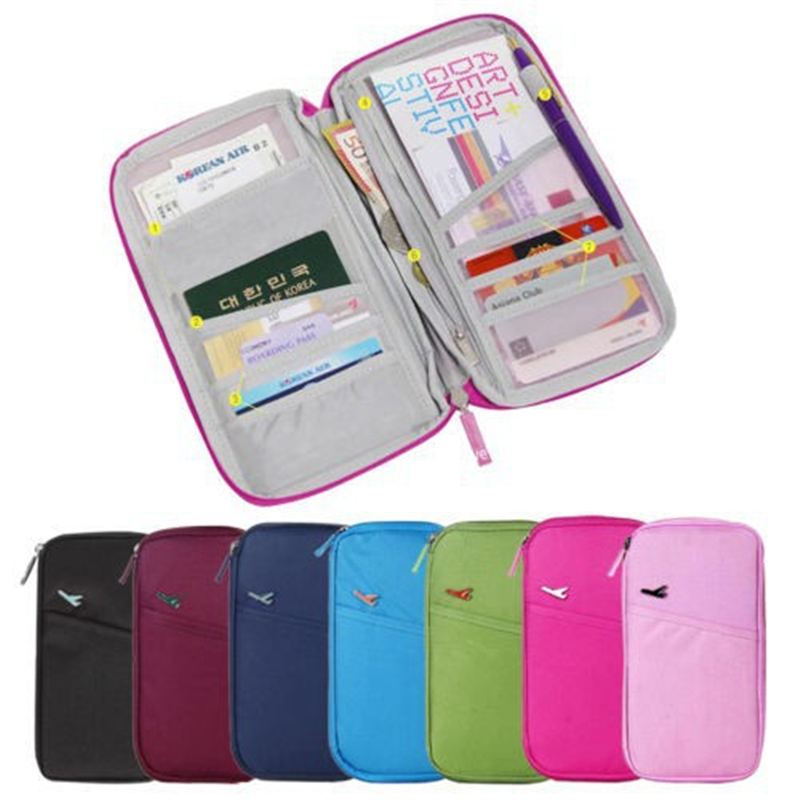 d8b978f0315f Buy New Travelus Handy Bag Travel Passport Credit ID Card Holder ...