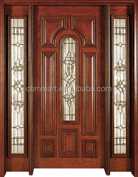Luxury wood indian main door designs buy indian main for Wooden main doors design pictures