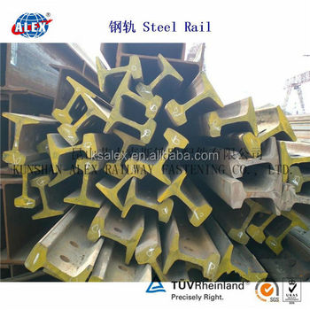 Cast Iron Rails for Light Rail, Low Price Customized Steel Rails, Professional Railway Fastening Parts Maintenance China ALEX