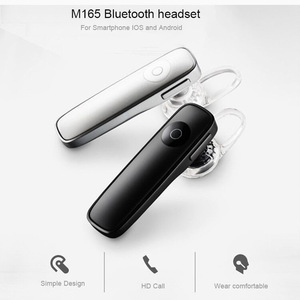 2018 amazon top seller business single ear V4.1 mini Wireless earphone headphone