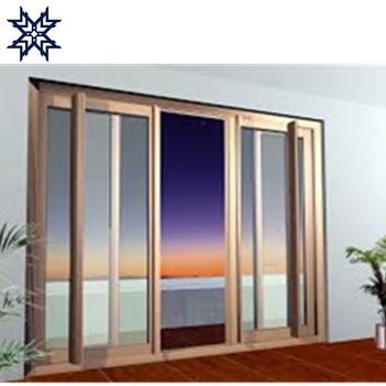 Cheap Pvc Light Weight Soundproof Sliding Glass Door Philippines