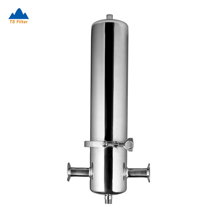 Stainless Steel Compressed Air Filter Housing