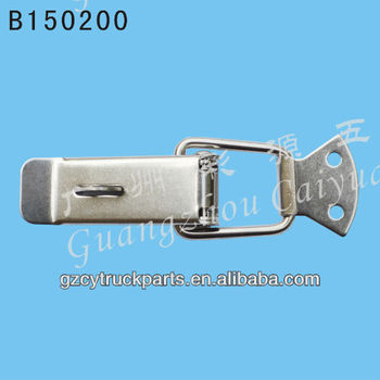 Draw Bolt Toggle Latch With Lock Eyes Cabinet Door Latchhardware