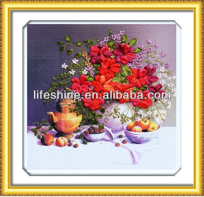 Silk Ribbon Embroidery Designs Silk Ribbon Embroidery Designs