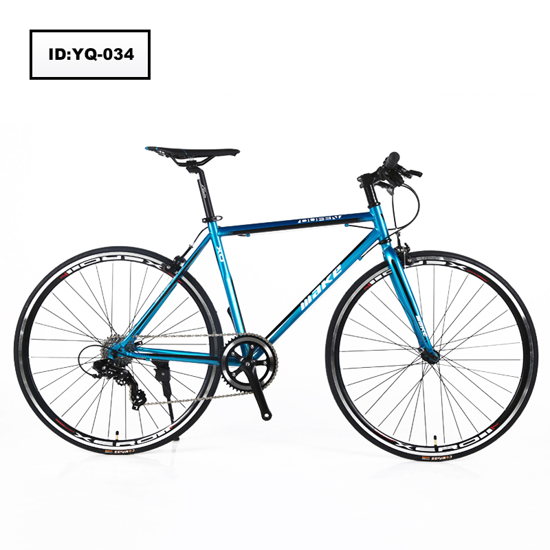 Factory Wholesale Complete Carbon Road Bike 700C Fixed Road Bike Hot Selling Road Bike