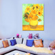 frameless Sunflowers Diy Oil Painting By Numbers Acrylic Picture Paint On Canvas For Unique Gift Home Decor 40x50cm