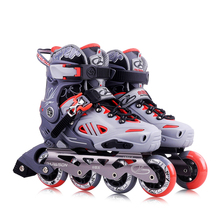 PAPAISON Hohe qualität PP hard shell boot hohe rebound pu rad slalom inline <span class=keywords><strong>skate</strong></span> <span class=keywords><strong>schuhe</strong></span>
