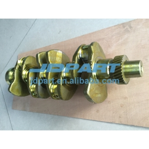 4TNV94 Crankshaft 129902-21011 For Yanmar