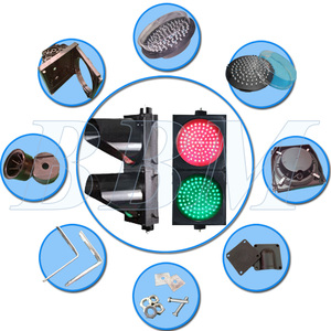 200mm red green led traffic signal products