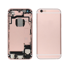Huaqiang Noord Beste vervanging voor iPhone 6 S 6 S <span class=keywords><strong>Plus</strong></span> Back cover behuizing <span class=keywords><strong>plaat</strong></span> + frame + lijm