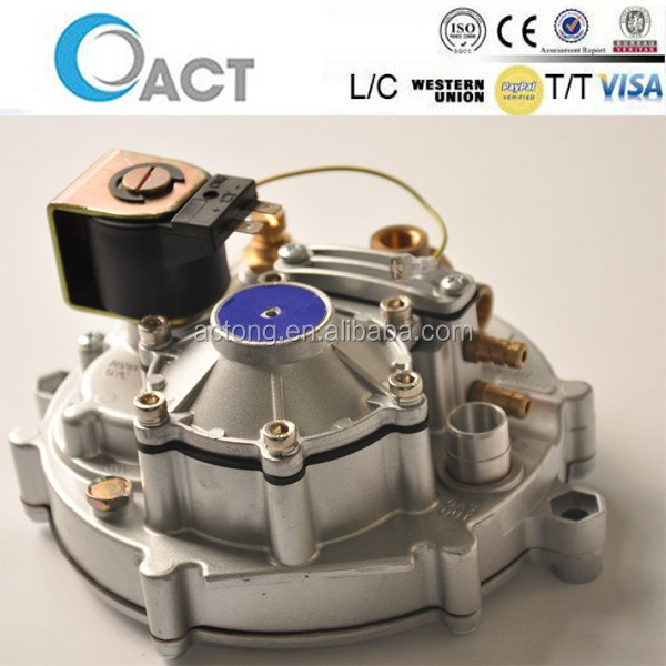 ACT-TA98 CNG large power sihgle point reducer/regulator for carburetor EFI systems