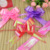 Decorative Ribbon Butterfly Printed Pull Bow