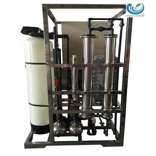 magnetic nalco filter water treatment chemicals plant for sale