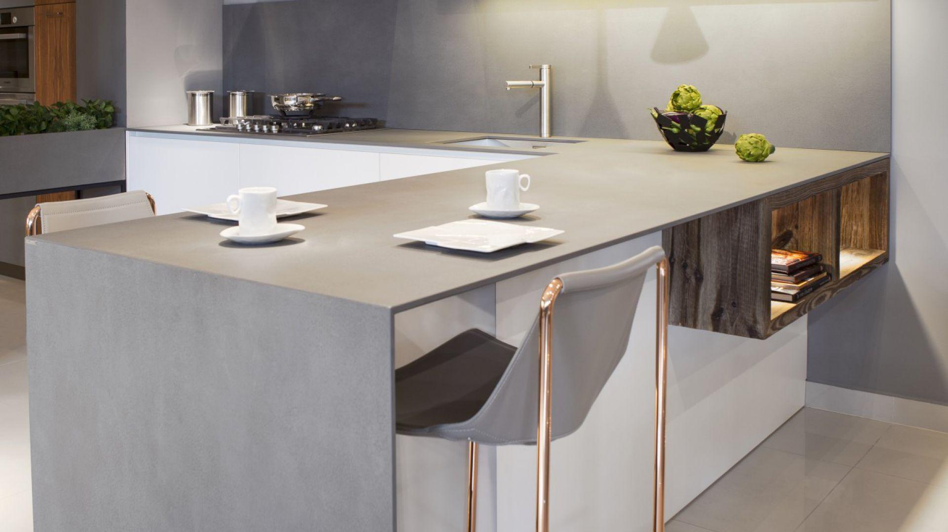 Quarz Solide Küche Oberfläche Schneeweißen Kristall Quarz