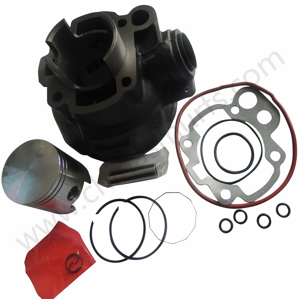 AM6 Kit Cilindro Per AM6 Malaguti XSM e XTM Top Qualità 80cc
