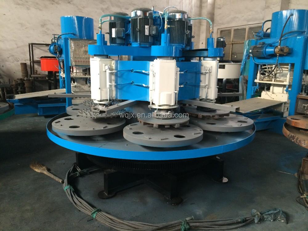 Completamente automatico cemento terrazzo macchina della pressa di