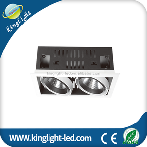 Front Grille Mounting Brackets Single or Double Row LED Light Bar